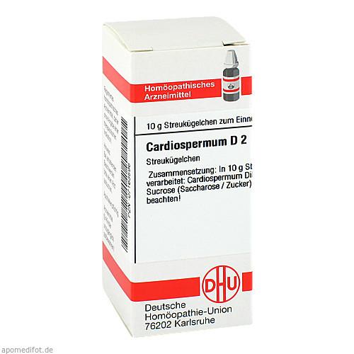 CARDIOSPERMUM D 2, 10 G, Dhu-Arzneimittel GmbH & Co. KG