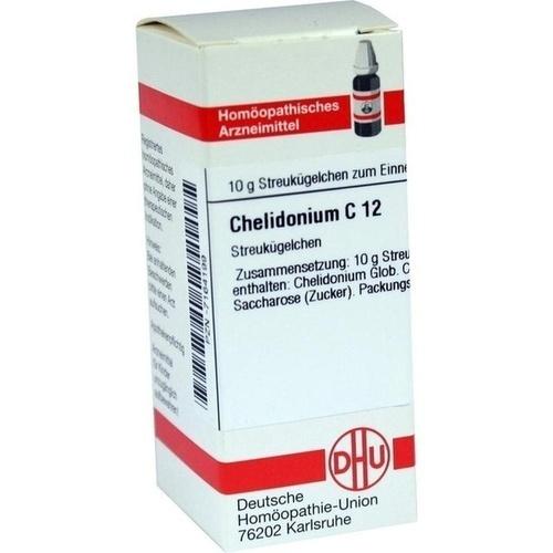 CHELIDONIUM C12, 10 G, Dhu-Arzneimittel GmbH & Co. KG