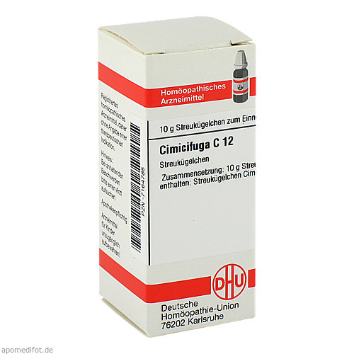 CIMICIFUGA C12, 10 G, Dhu-Arzneimittel GmbH & Co. KG