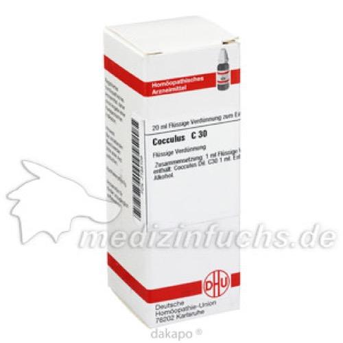 COCCULUS C30, 20 ML, Dhu-Arzneimittel GmbH & Co. KG