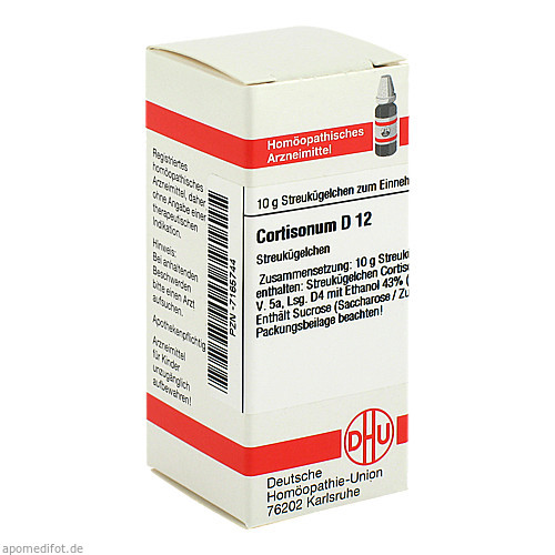 CORTISONUM D12, 10 G, Dhu-Arzneimittel GmbH & Co. KG
