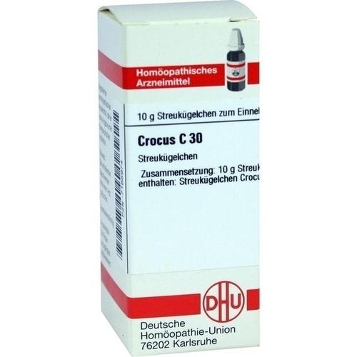 CROCUS C30, 10 G, Dhu-Arzneimittel GmbH & Co. KG