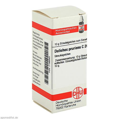 DOLICHOS PRURIENS C200, 10 G, Dhu-Arzneimittel GmbH & Co. KG