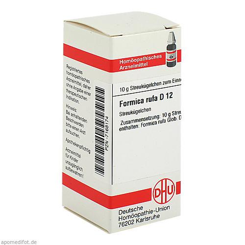FORMICA RUFA D12, 10 G, Dhu-Arzneimittel GmbH & Co. KG