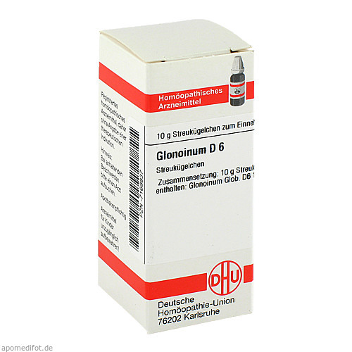 GLONOINUM D 6, 10 G, Dhu-Arzneimittel GmbH & Co. KG