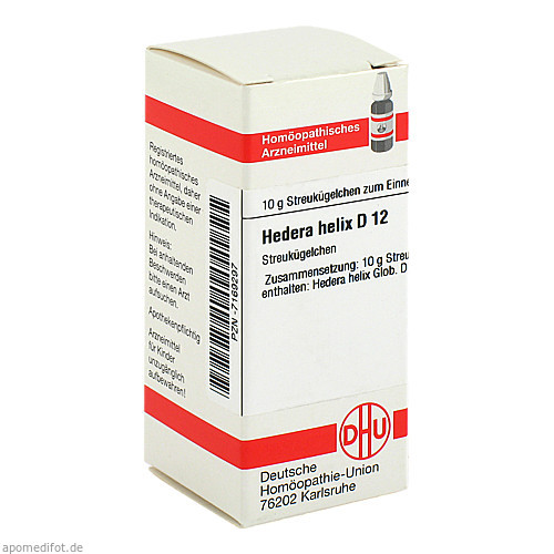 HEDERA HELIX D12, 10 G, Dhu-Arzneimittel GmbH & Co. KG