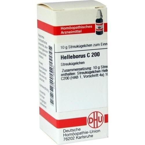 HELLEBORUS C200, 10 G, Dhu-Arzneimittel GmbH & Co. KG