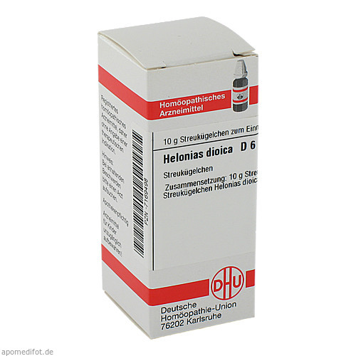 HELONIAS DIOICA D 6, 10 G, Dhu-Arzneimittel GmbH & Co. KG