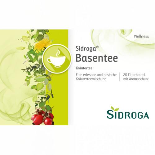 Sidroga Wellness Basentee, 20 ST, Sidroga Gesellschaft Für Gesundheitsprodukte mbH