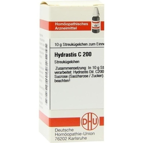 HYDRASTIS C200, 10 G, Dhu-Arzneimittel GmbH & Co. KG