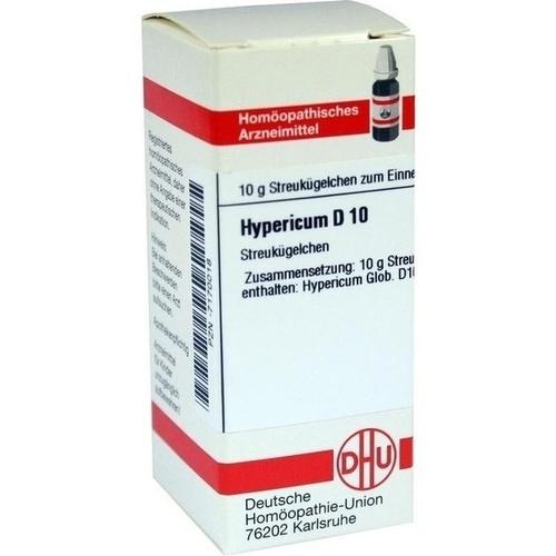 HYPERICUM D10, 10 G, Dhu-Arzneimittel GmbH & Co. KG