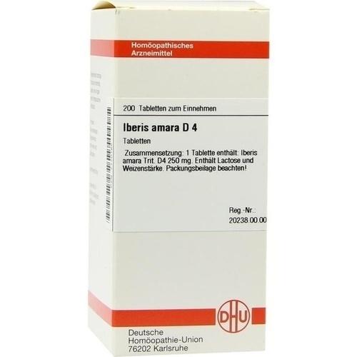 IBERIS AMARA D 4, 200 ST, Dhu-Arzneimittel GmbH & Co. KG