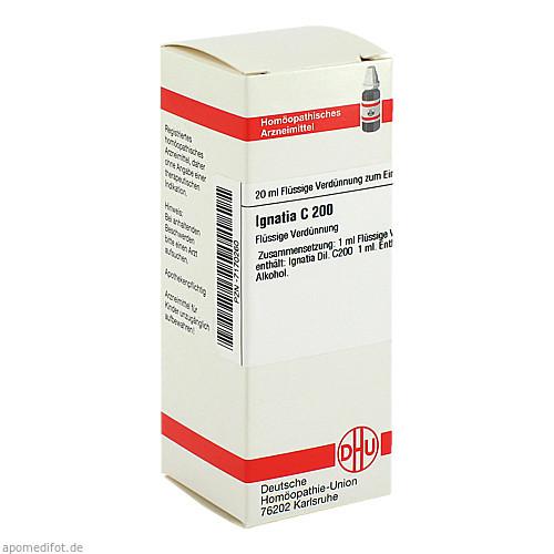 IGNATIA C200, 20 ML, Dhu-Arzneimittel GmbH & Co. KG