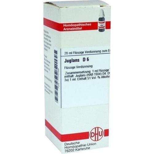 JUGLANS D 6, 20 ML, Dhu-Arzneimittel GmbH & Co. KG