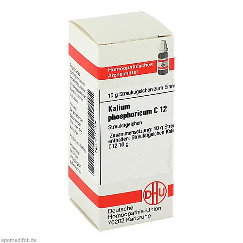 KALIUM PHOS C12, 10 G, Dhu-Arzneimittel GmbH & Co. KG