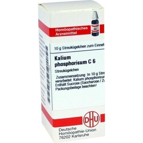 KALIUM PHOS C 6, 10 G, Dhu-Arzneimittel GmbH & Co. KG