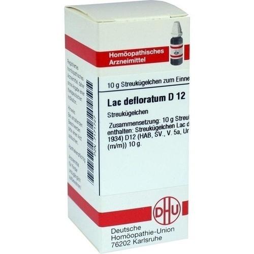 LAC DEFLORATUM D12, 10 G, Dhu-Arzneimittel GmbH & Co. KG