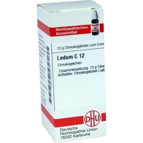 LEDUM C12, 10 G, Dhu-Arzneimittel GmbH & Co. KG