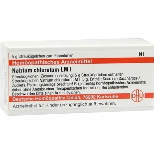 LM NATRIUM CHLORATUM I, 5 G, Dhu-Arzneimittel GmbH & Co. KG