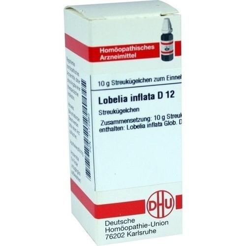 LOBELIA INFLATA D12, 10 G, Dhu-Arzneimittel GmbH & Co. KG