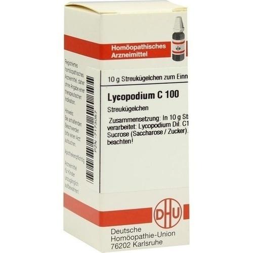 LYCOPODIUM C100, 10 G, Dhu-Arzneimittel GmbH & Co. KG
