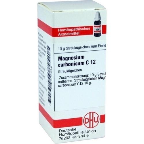 MAGNESIUM CARB C10, 10 G, Dhu-Arzneimittel GmbH & Co. KG