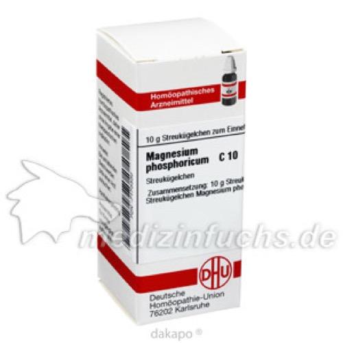 MAGNESIUM PHOS C10, 10 G, Dhu-Arzneimittel GmbH & Co. KG