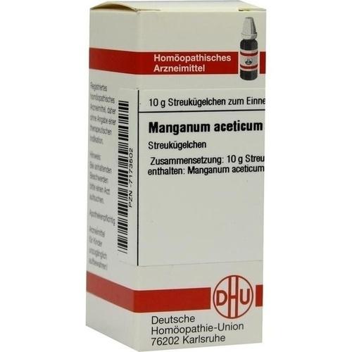 MANGANUM ACETICUM C30, 10 G, Dhu-Arzneimittel GmbH & Co. KG