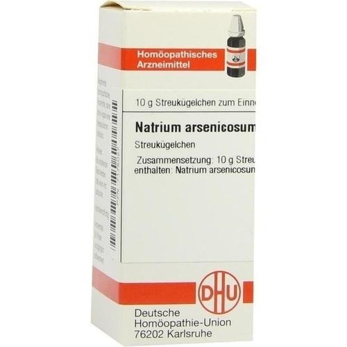 NATRIUM ARSENICOSUM C30, 10 G, Dhu-Arzneimittel GmbH & Co. KG