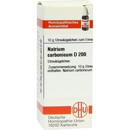 NATRIUM CARBONICUM D200, 10 G, Dhu-Arzneimittel GmbH & Co. KG