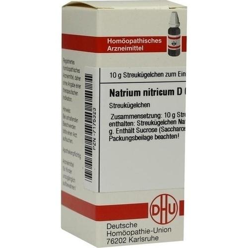 NATRIUM NITRICUM D 6, 10 G, Dhu-Arzneimittel GmbH & Co. KG