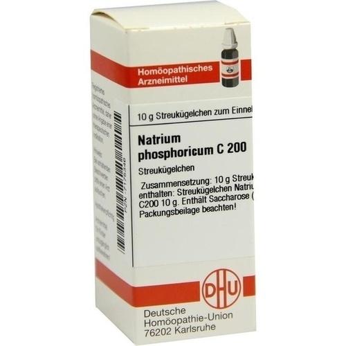 NATRIUM PHOSPHORICUM C200, 10 G, Dhu-Arzneimittel GmbH & Co. KG