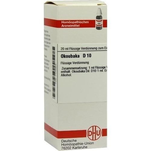 OKOUBAKA D10, 20 ML, Dhu-Arzneimittel GmbH & Co. KG