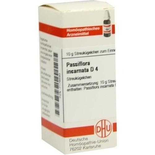 PASSIFLORA INCARNATA D 4, 10 G, Dhu-Arzneimittel GmbH & Co. KG