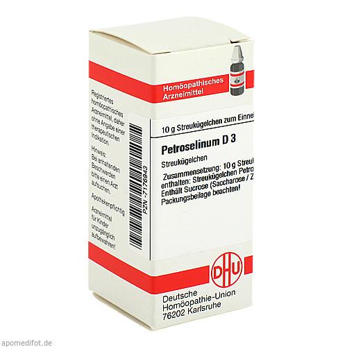 PETROSELINUM D 3, 10 G, Dhu-Arzneimittel GmbH & Co. KG