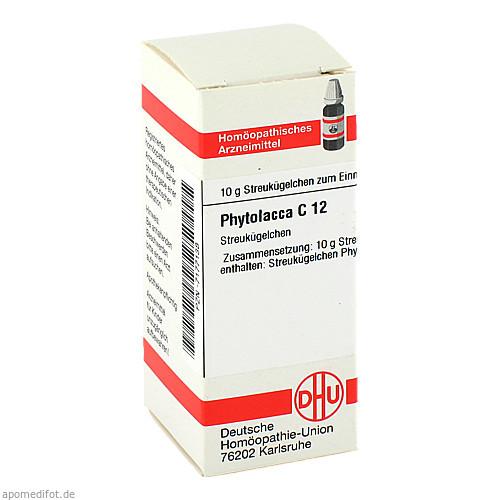 PHYTOLACCA C12, 10 G, Dhu-Arzneimittel GmbH & Co. KG
