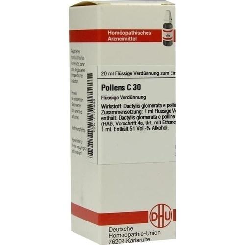 POLLENS C30, 20 ML, Dhu-Arzneimittel GmbH & Co. KG