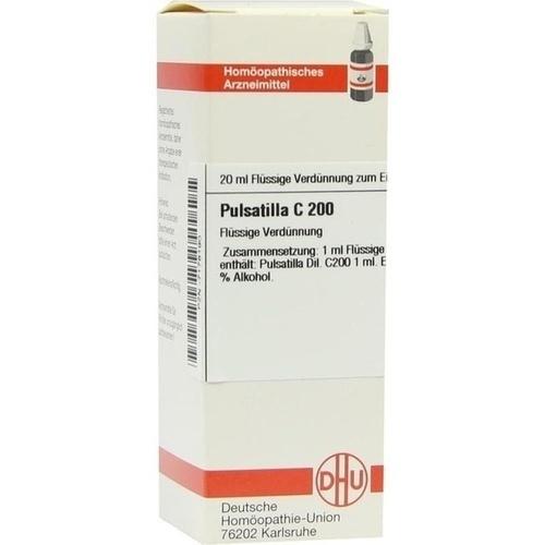 PULSATILLA C200, 20 ML, Dhu-Arzneimittel GmbH & Co. KG
