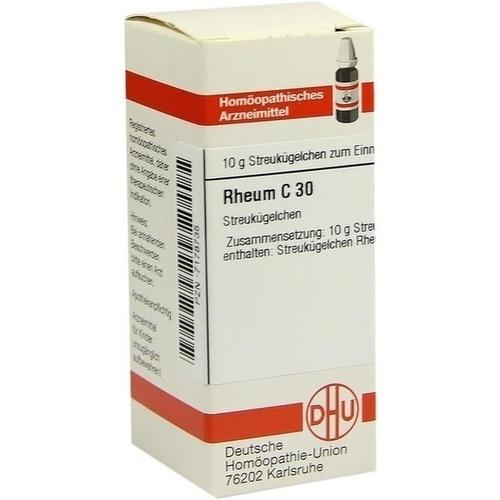 RHEUM C30, 10 G, Dhu-Arzneimittel GmbH & Co. KG