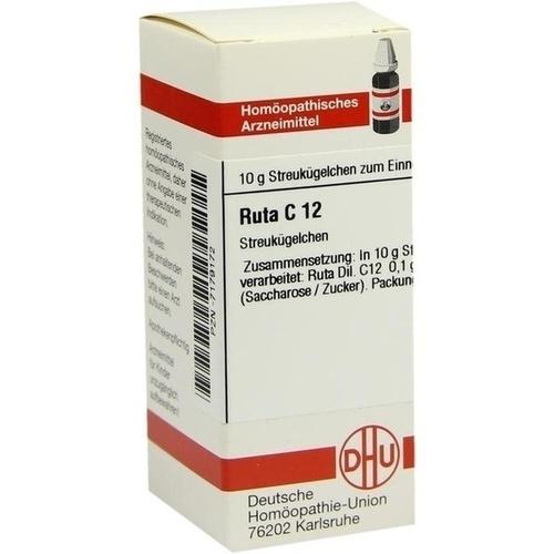 RUTA C12, 10 G, Dhu-Arzneimittel GmbH & Co. KG