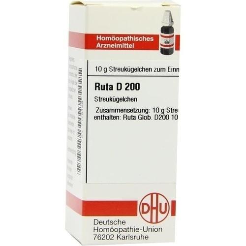 RUTA D200, 10 G, Dhu-Arzneimittel GmbH & Co. KG
