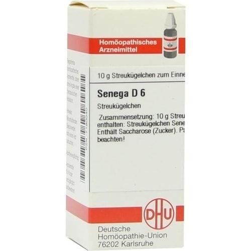SENEGA D 6, 10 G, Dhu-Arzneimittel GmbH & Co. KG