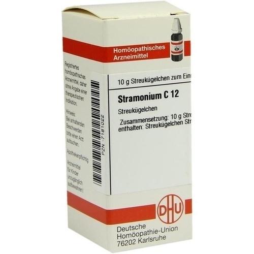STRAMONIUM C12, 10 G, Dhu-Arzneimittel GmbH & Co. KG