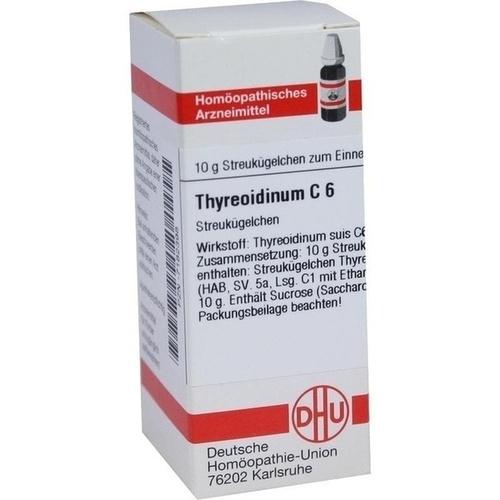 THYREOIDINUM (SUIS) C 6, 10 G, Dhu-Arzneimittel GmbH & Co. KG