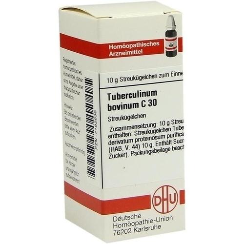TUBERCULINUM BOVINUM C30, 10 G, Dhu-Arzneimittel GmbH & Co. KG