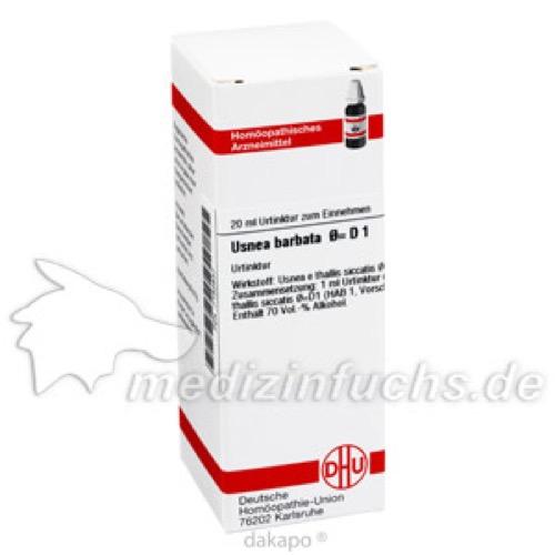 USNEA BARBATA URT=D 1, 20 ML, Dhu-Arzneimittel GmbH & Co. KG