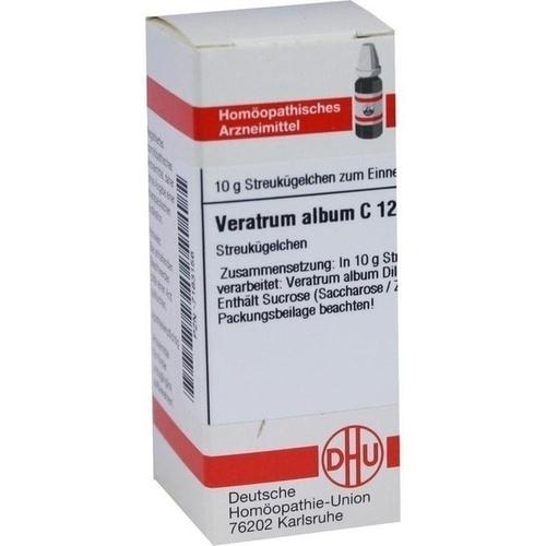 VERATRUM ALBUM C12, 10 G, Dhu-Arzneimittel GmbH & Co. KG