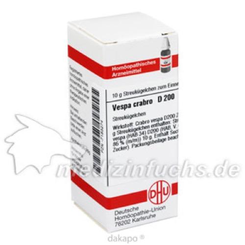 VESPA CRABRO D200, 10 G, Dhu-Arzneimittel GmbH & Co. KG