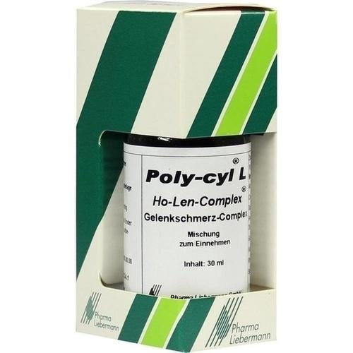 Poly-cyl L Ho-Len-Complex Gelenkschmerz-Complex, 30 ML, Pharma Liebermann GmbH