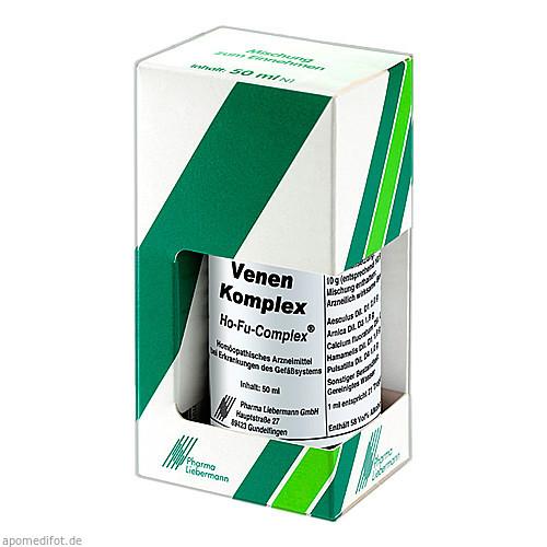 Venen-Komplex Ho-Fu-Complex, 50 ML, Pharma Liebermann GmbH